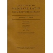 Dictionary of Medieval Latin from British Sources by David Howlett
