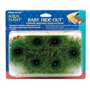 PENN PLAX Rastlina umelá Baby Hide-Out – Breeding Grass