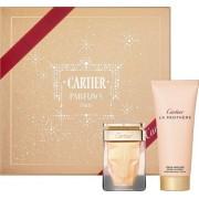 Cartier La Panthere Woda perfumowana 50ml spray + Krem do ciała 100ml