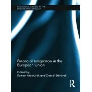 Financial Integration in the European Union by Roman Matousek