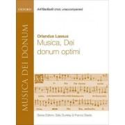 Musica, dei Donum Optimi by Orlando Lassus
