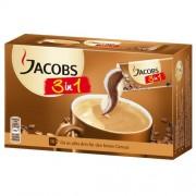 Jacobs 3in1, Caffè Solubile, Istantaneo, Caffè, Accessori Bar, 10 Tazze