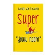 Boek met naam - Super Jan (Hardcover)
