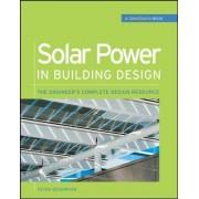 Solar Power in Building Design (GreenSource) by Peter Gevorkian