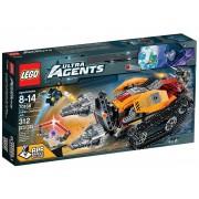 LEGO Agents 70168 Drillex krade diamant