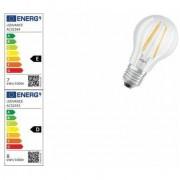OSRAM LED-Lampe PARATHOM CLASSIC A, 8 Watt, E27, klar