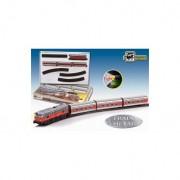 Trenulet electric calatori - Articulado