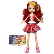 My Little Pony Equestria Girls Sunset Shimmer Friendship Games Doll