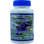 Agnocasto o Sauzgatillo 400 mg c/100 Capsulas