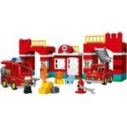 Set Constructie Lego Duplo Town Remiza De Pompieri