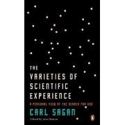 Varieties of Scientific Experience by Carl Sagan