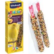 Baton canari, fructe, 60 gr, 2 buc, Vitakraft