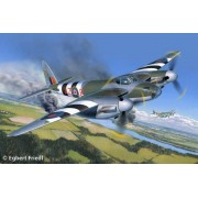 Revell De Havilland Mosquito Mk IV repülőgép makett 4758