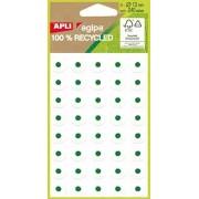 Agipa Etiquettes - Étiquettes Adhésives Permanentes - Diamètre 13 Mm - 240 Étiquette(S)