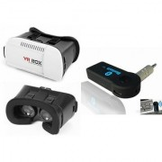 QWERTY VR Box And Car Bluetooth for HTC DESIRE 310