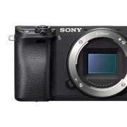 Sony a6300 ILCE-6300 - Appareil photo numérique - sans miroir - 24.2 MP - APS-C - 4K / 30 pi/s - corps uniquement - Wi-Fi, NFC