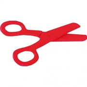 Giplam 41 x 16 cm F Giant Scissors Toy (One Size) by Giplam