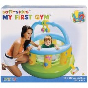 Baby software playhouse Gift Soft Sides My First Gym Intex BLUE Toys Best Offer