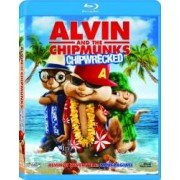 Alvin and The Chipmunks 3 Chip-Wrecked BluRay 2011