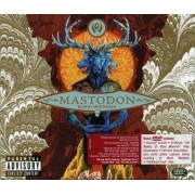 Mastodon - Blood Mountain (0093624445029) (1 CD + 1 DVD)