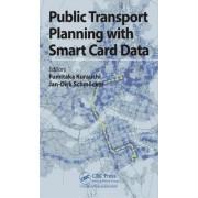 Public Transport Planning with Smart Card Data by Fumitaka Kurauchi