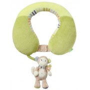 Fehn 081763 - Cuscino da collo con scimmietta