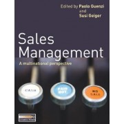 Sales Management by Paolo Guenzi