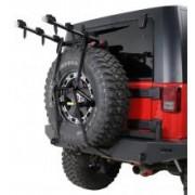 Suport ALLEN SPORTS pt. 3 Biciclete cu prindere pe Roata de Rezerva Jeep Wranglers