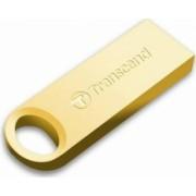 USB Flash Drive Transcend Jetflash 520 32GB USB 2.0 Auriu