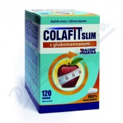 Colafit Slim s Glukomannanem 120 toboliek