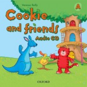 Cookie and Friends: A: Class Audio CD by Vanessa Reilly