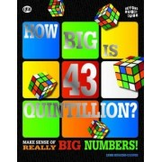 Beyond the Rubik Cube: How Big is 43 Quintillion? by Lynn Huggins-Cooper