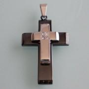 Медальон Danieli изработен от медицинска стомана 316L (DSP9504)