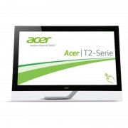 Monitor LED Touch Acer T272HUL 27 inch 5ms Black