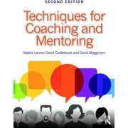 Techniques for Coaching and Mentoring by Natalie Lancer