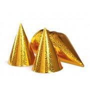 Set 6 coifuri aurii