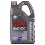 Fuchs Titan SYN MC 10W-40 5 Litres Jerrycans