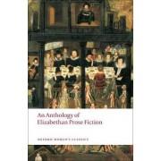 An Anthology of Elizabethan Prose Fiction by Dr Paul Salzman