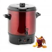 Klarstein Biggie, червен, уред за варене, 27 л, 2000 W, + таймер (FP2-Biggie-R)