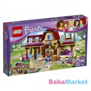 LEGO FRIENDS Heartlake lovasklub 41126