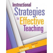 Instructional Strategies for Effective Teaching by James Stronge