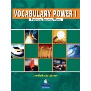 Vocabulary Power 1: Practicing Essential Words by Jennifer Recio Lebedev