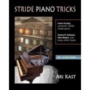 Stride Piano Tricks by Ari Kast
