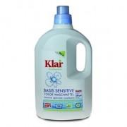 Klar ÖKO-szenzitív folyékony mosószer színes és fehér ruhákhoz - 44 mosásra - 2 l