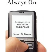 Always on by Naomi S. Baron