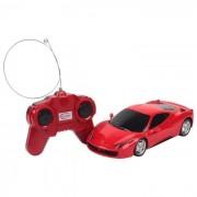 Ferrari Voiture Radiocommandée 1/24 458 Italia-Mondo