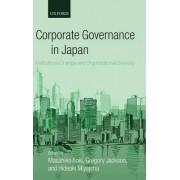 Corporate Governance in Japan by Henri and Tomoye Takahashi Professor Economics Department Masahiko Aoki