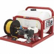 NorthStar Skid Sprayer - 55-Gallon Capacity, 160cc Honda GX160 Engine