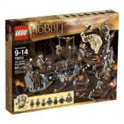 LEGO The Hobbit Goblin King Battle 841pieza(s) - juegos de construcción (Película, Niño/niña, Multicolor)