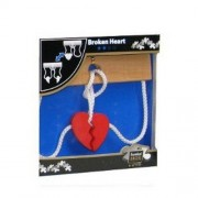 Rompicapo EUREKA - Medium String Puzzle - Broken Heart - diff. ** (cod. 730633)